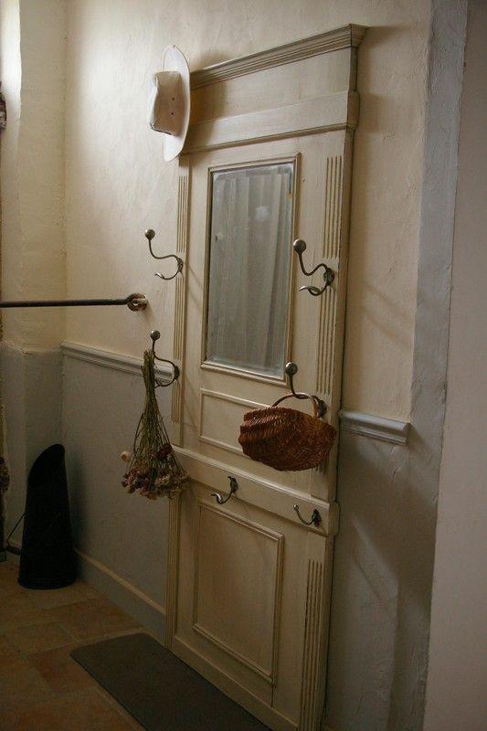 Porte Manteau Bois Ancien Ancienne Étagère De Cuisine En Bois Ou