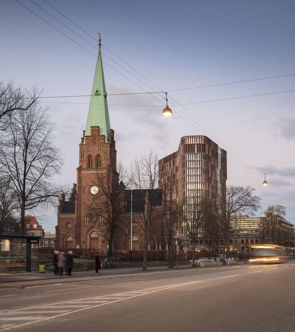 architect c f møller architects landscape sla engineer rambøll