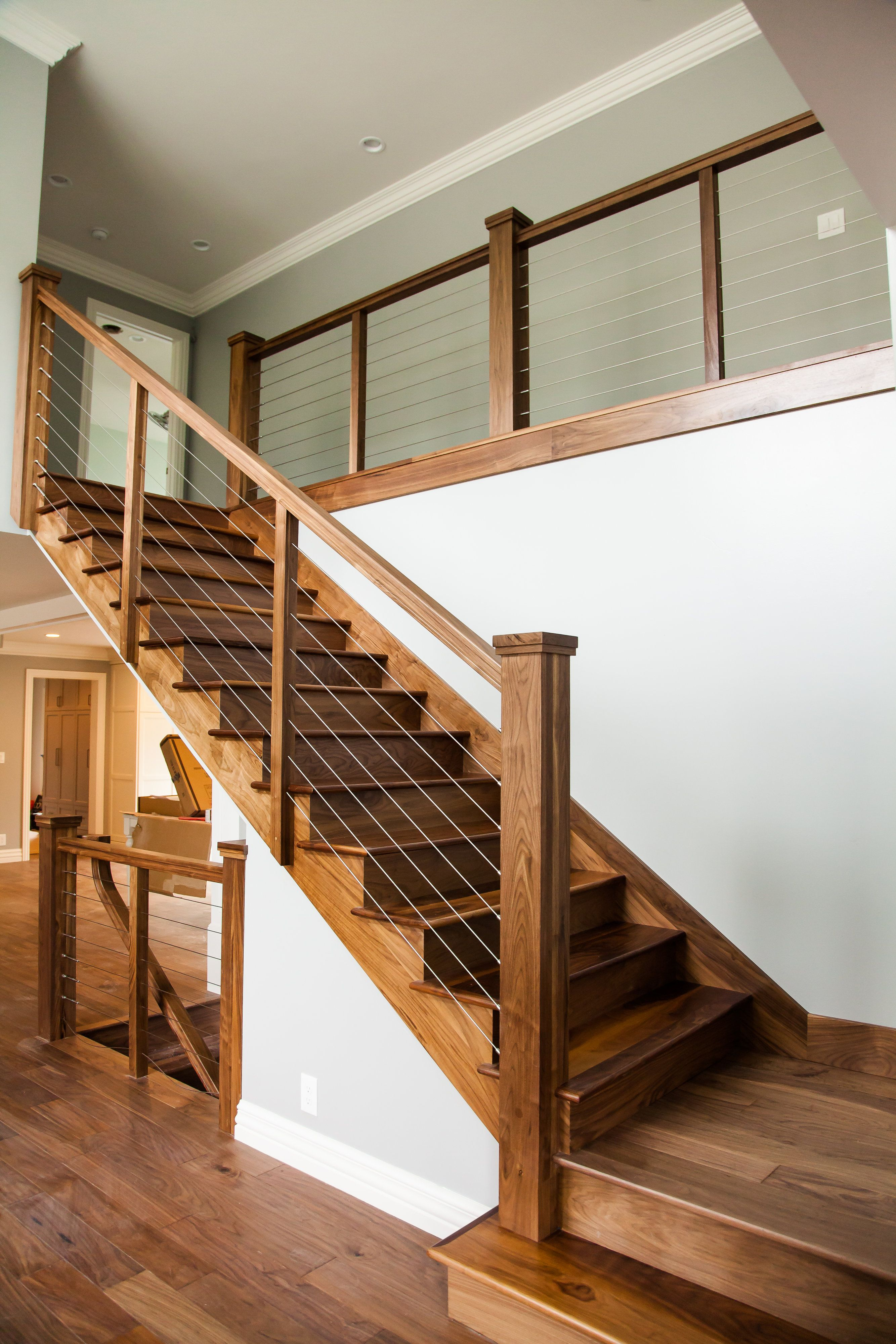 Crazy the things a unique staircase can do for your home