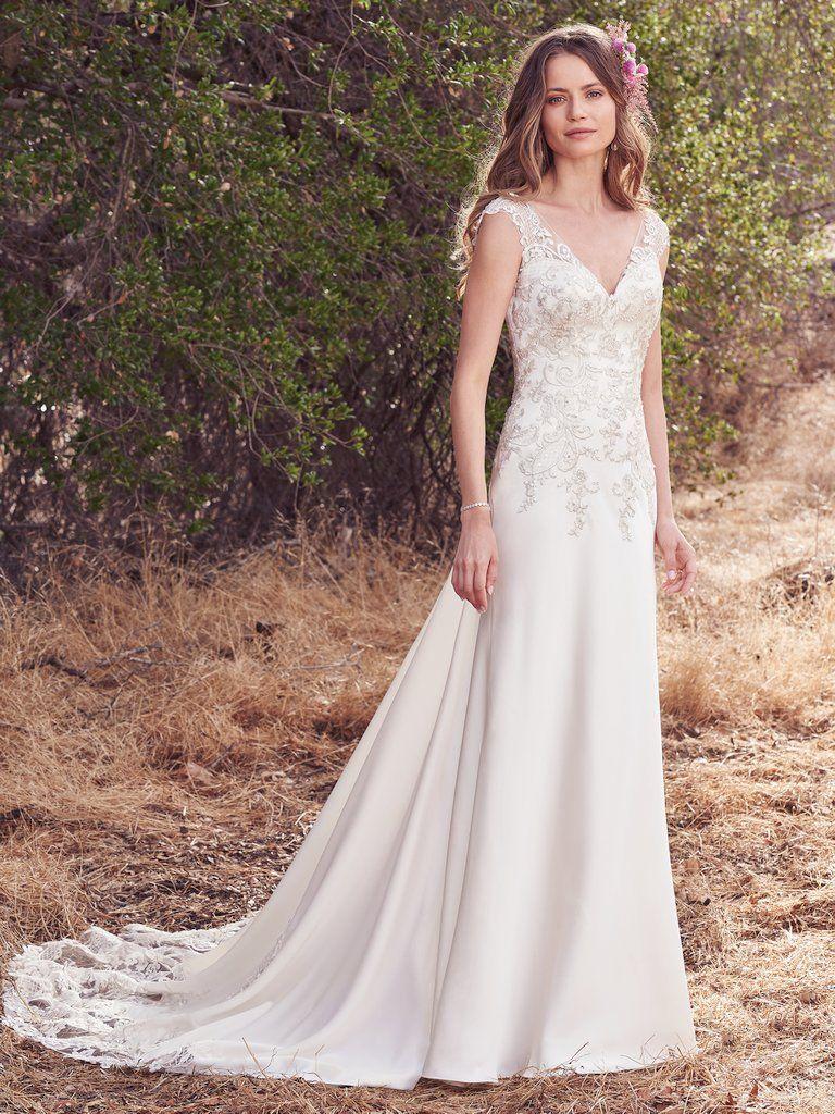 Maggie sottero wedding dresses romantic swarovski crystals and maggie sottero wedding dresses ombrellifo Choice Image