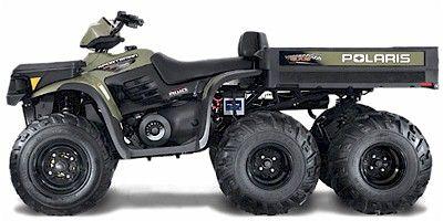 2007 Polaris Sportsman 500 6x6 Parts And Accessories Amazon Vehiculos Todoterreno Coches Chulos Cuatrimotos