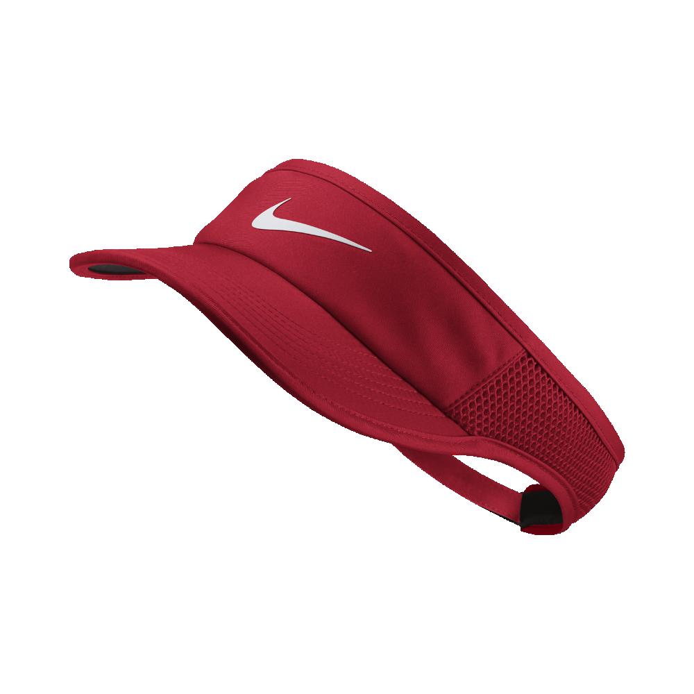 1a093e2ba NikeCourt AeroBill Featherlight Women's Tennis Visor | Products ...
