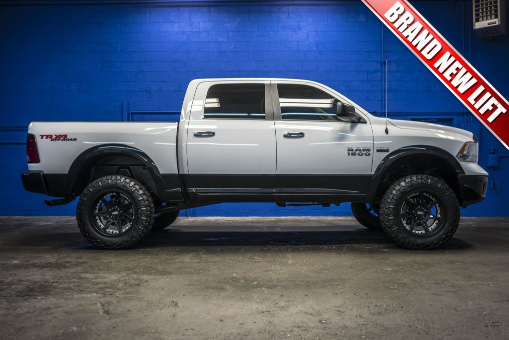 Dodge Trucks For Sale By Owner >> Awesome 1 Owner 2014 Dodge Ram 1500 Slt 4x4 Truck For Sale With A
