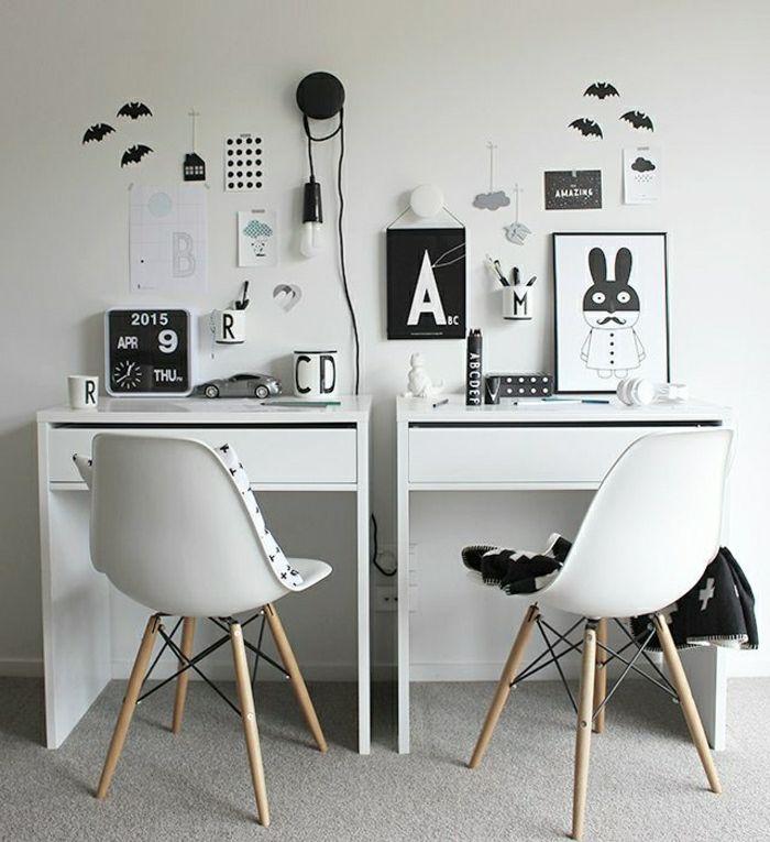 Billig Schreibtisch Für Kleines Kinderzimmer Interior Pinterest