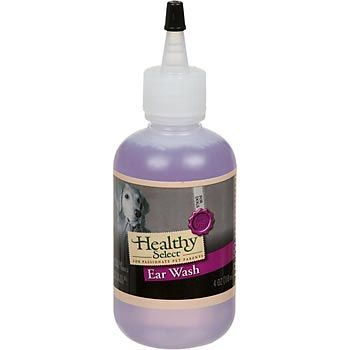 Healthy Select Ear Wash for Dogs at PETCO Dog ear wash