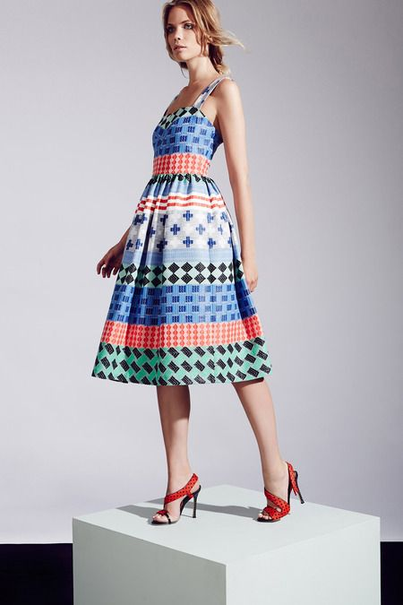Novis | Resort 2015 Collection | Style.com
