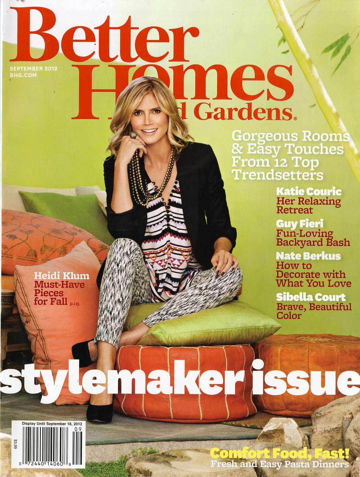 Better Homes U0026 Gardens Magazine | Gardens, Better Homes And Gardens And  Garden Parties