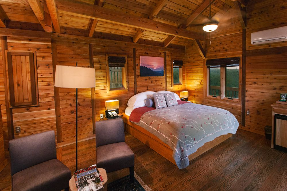 High Quality Coopers_hawk_tree_house_bedroom (1000×667) | Complete Bedroom Set Ups |  Pinterest | Tree Houses, Bedrooms And House