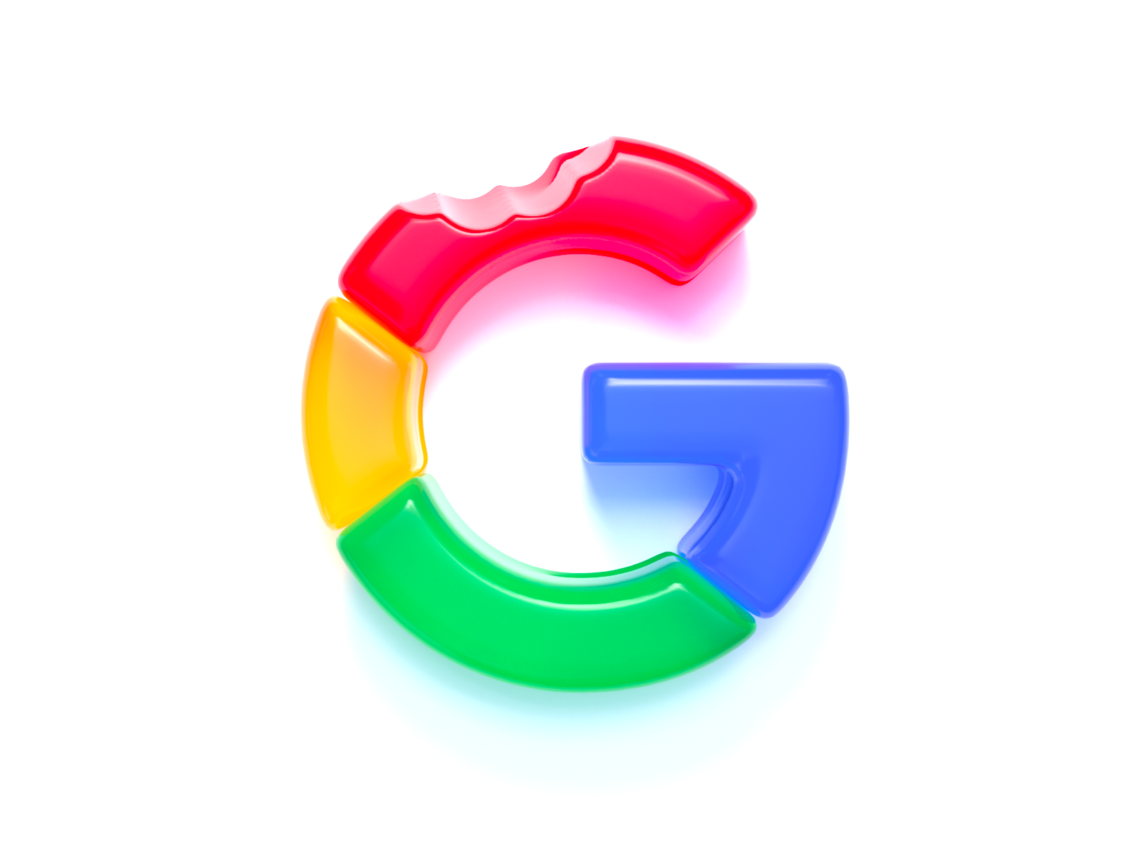 Google Logo Gummy Style Google Logo Gummies Google Icons