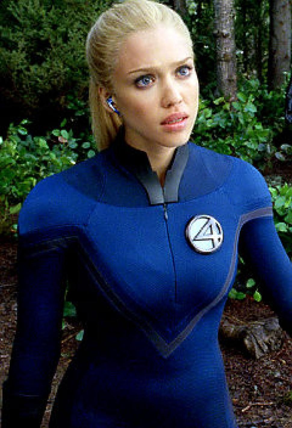 12 Jessica aba as invisible woman from the fantastic 4