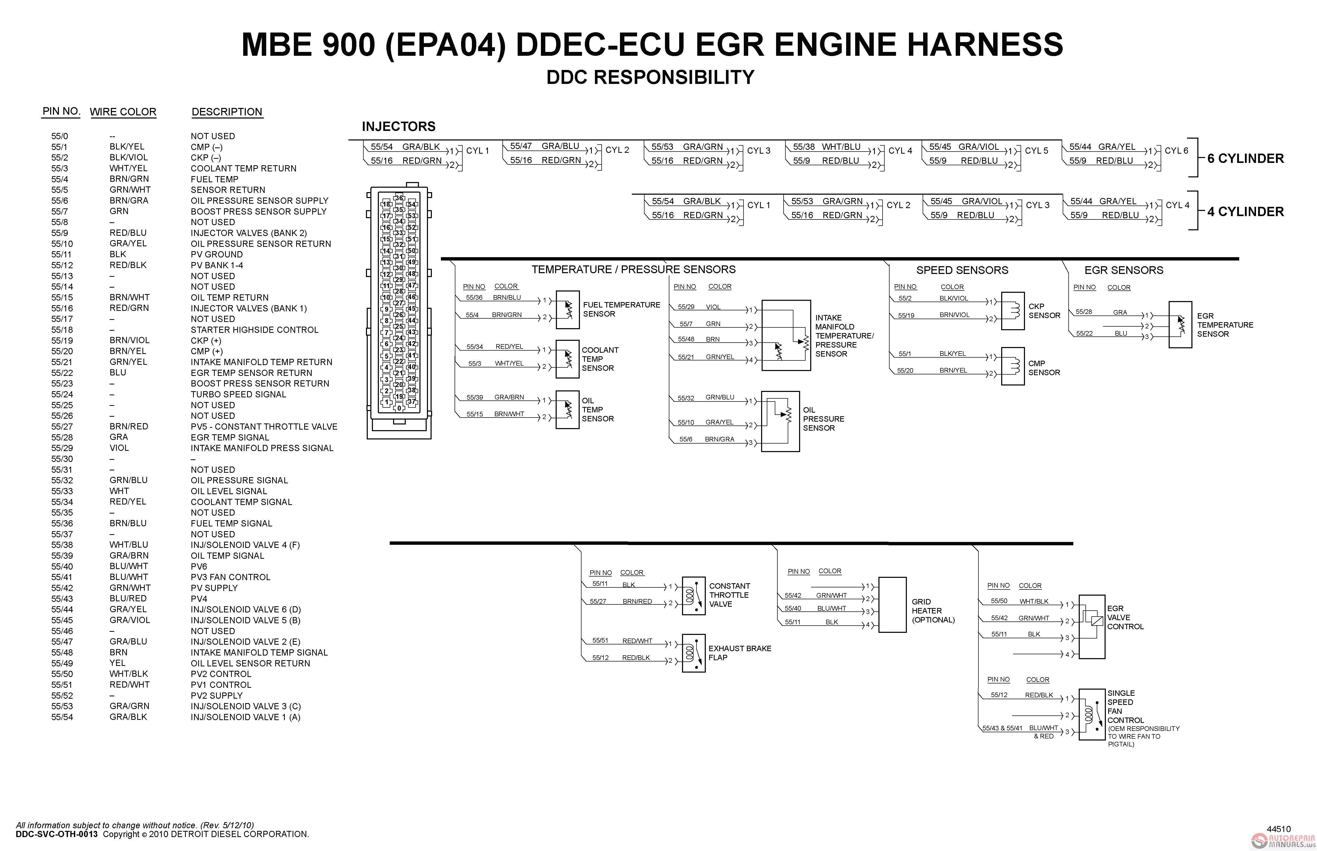 medium resolution of detroit diesel series 60 ecm wiring diagram on 1499277944 and at fordetroit diesel series 60 ecm