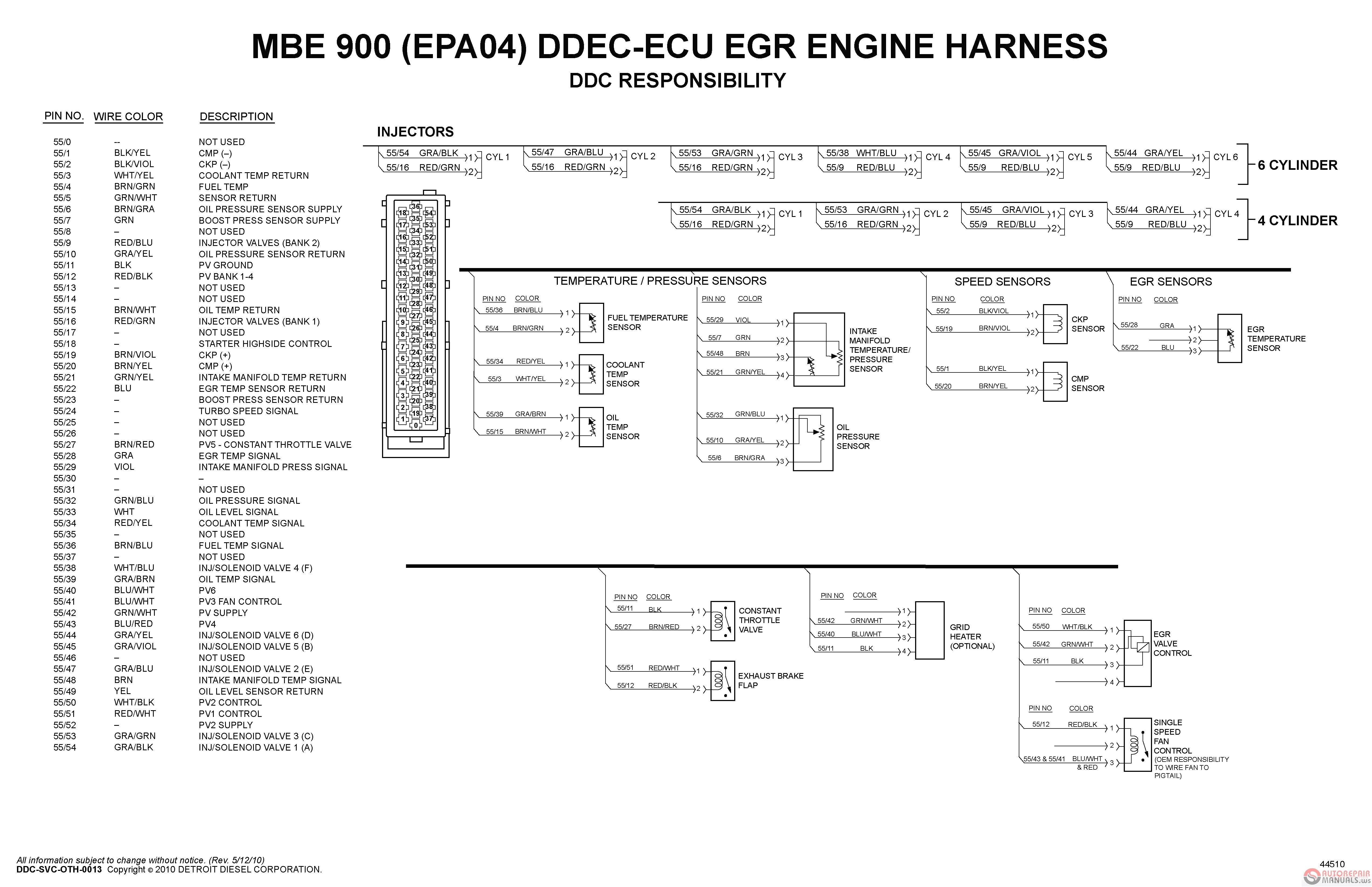 hight resolution of detroit diesel series 60 ecm wiring diagram on 1499277944 and at fordetroit diesel series 60 ecm