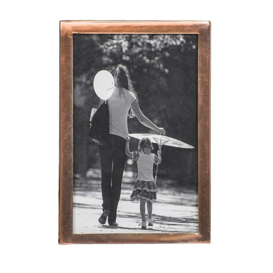 Fotolijst Celine - koperkleur - 13x18 cm