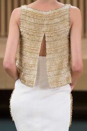 Chanel Spring 2016 Runway Pictures