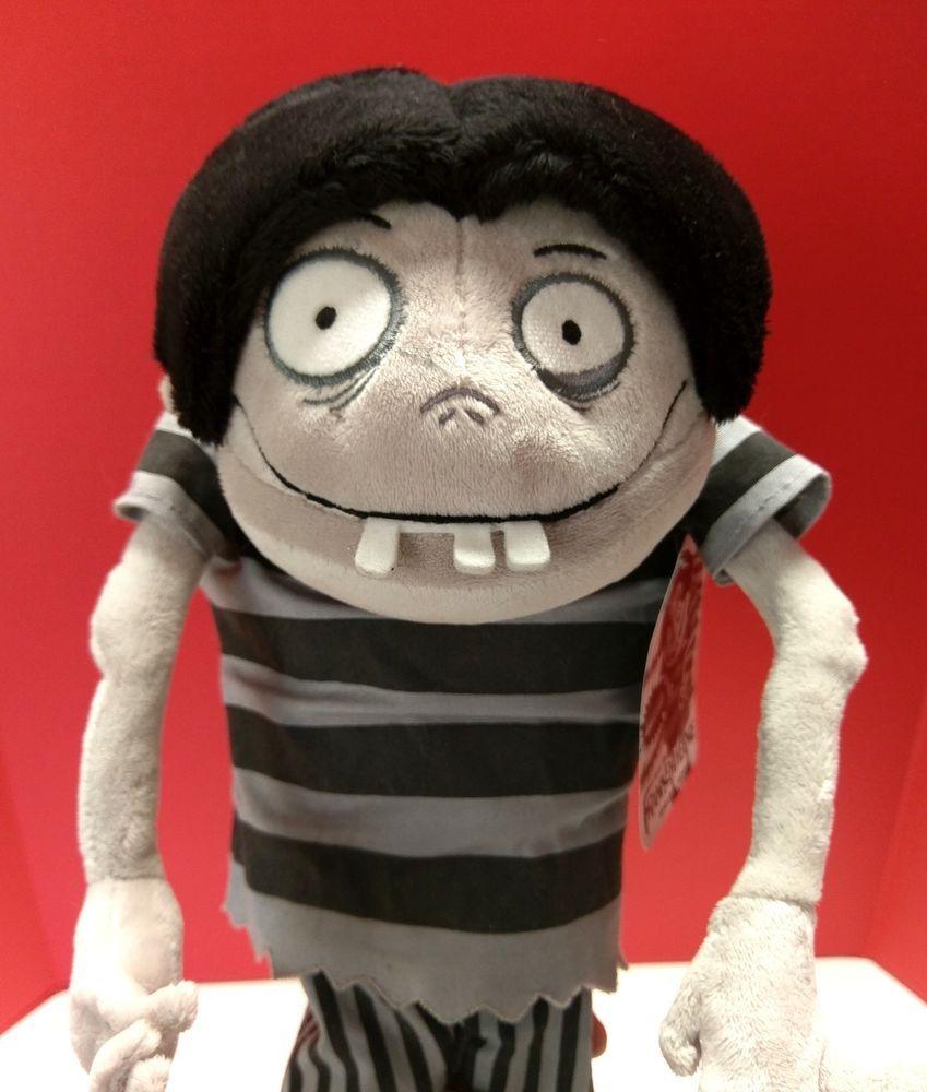 Disney Frankenweenie Edgar Plush Doll 14 Disney Stuffed Animals Toys Hobbies Stuffed Animals