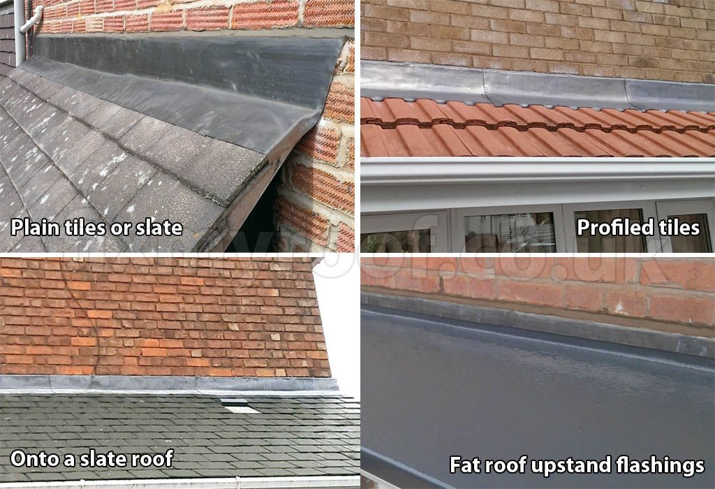 Apron Flashings Or Cover Flashing Leadwork Roof