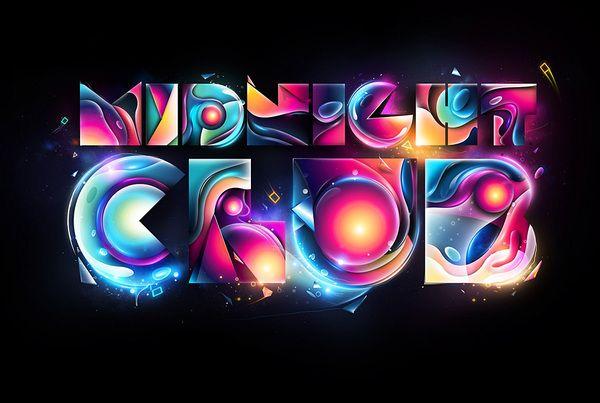 Typography - Rik Oostenbroek