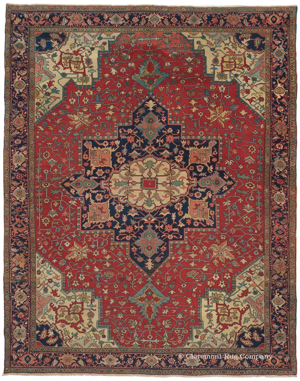 Antique Rugs Serapi Northwest Persian Antique Persian Carpet Rugs Antique Oriental Rugs