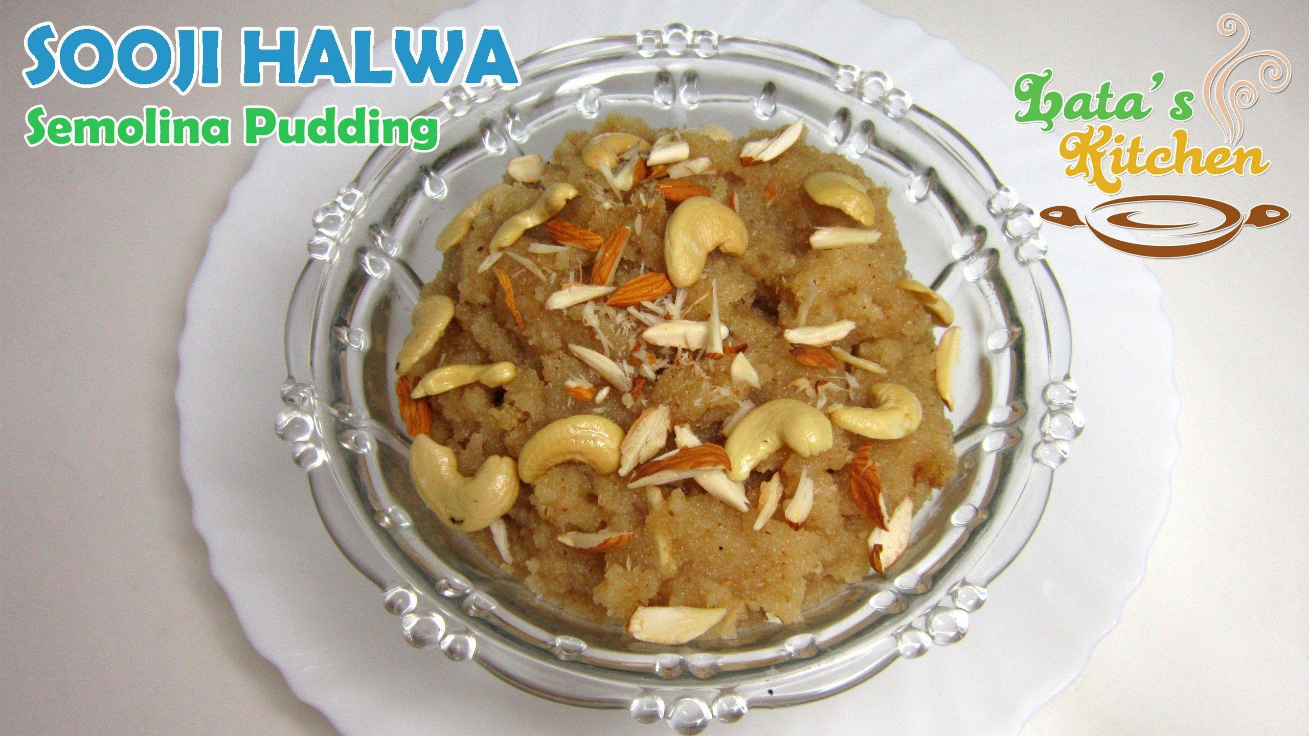 Sooji halwa recipe semolina pudding indian vegetarian dessert sooji halwa recipe semolina pudding indian vegetarian dessert in hindi with english subtitles forumfinder Gallery