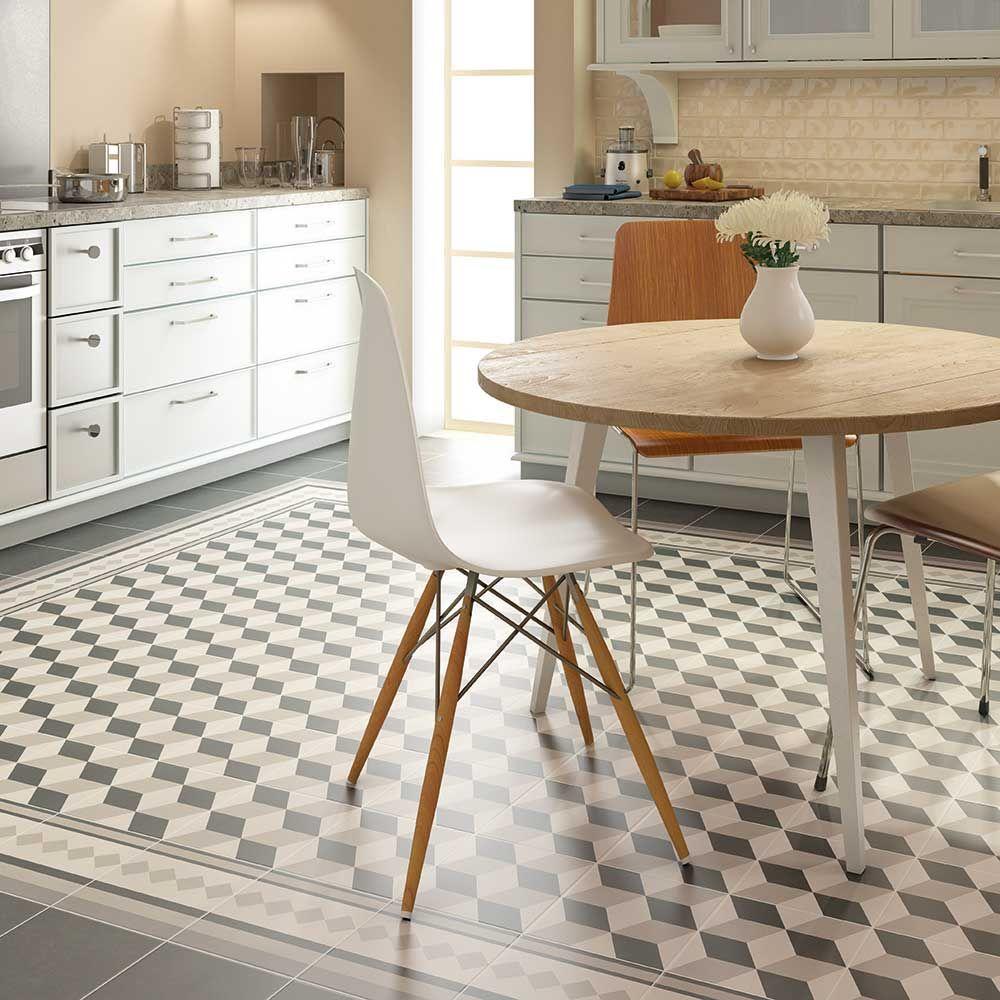 Victorian Kitchen Floors A Period Statement Floor In A Kitchen Space Using Victorian Tiles