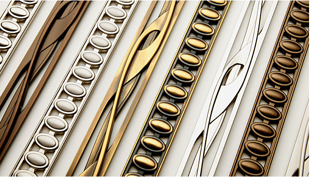 Decorative Metal Trim for Cabinets | Decorative Metal Trim For
