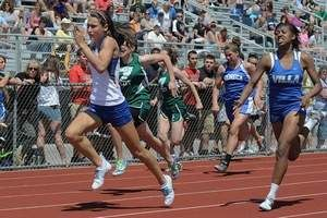 Five records set at D-10 Class AA track and field championships