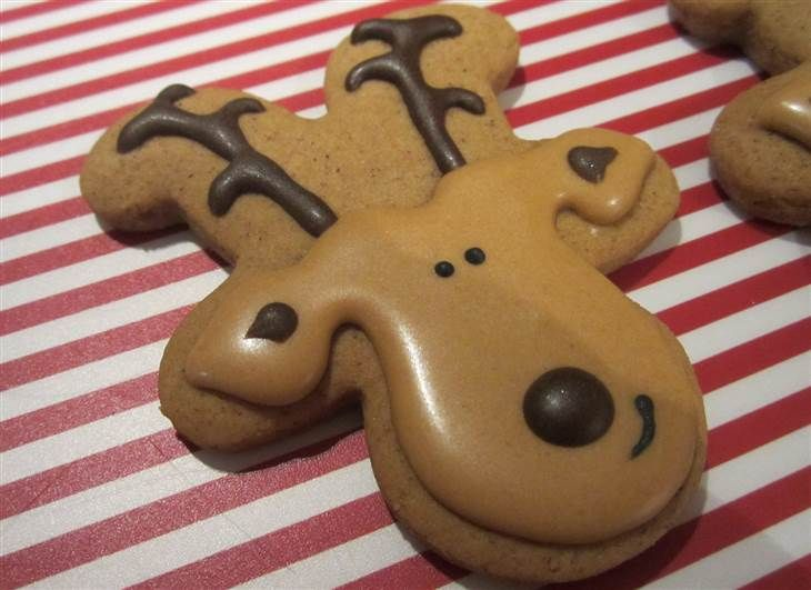 Get The Recipes For These 6 Cute Gingerbread Cookies Holiday