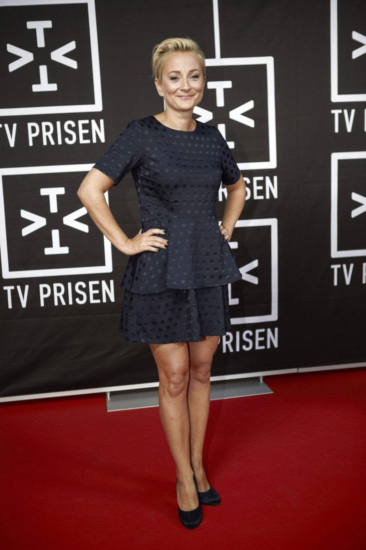 Danish Broadcast Tv Host Ane Cortzen Tv Presenters