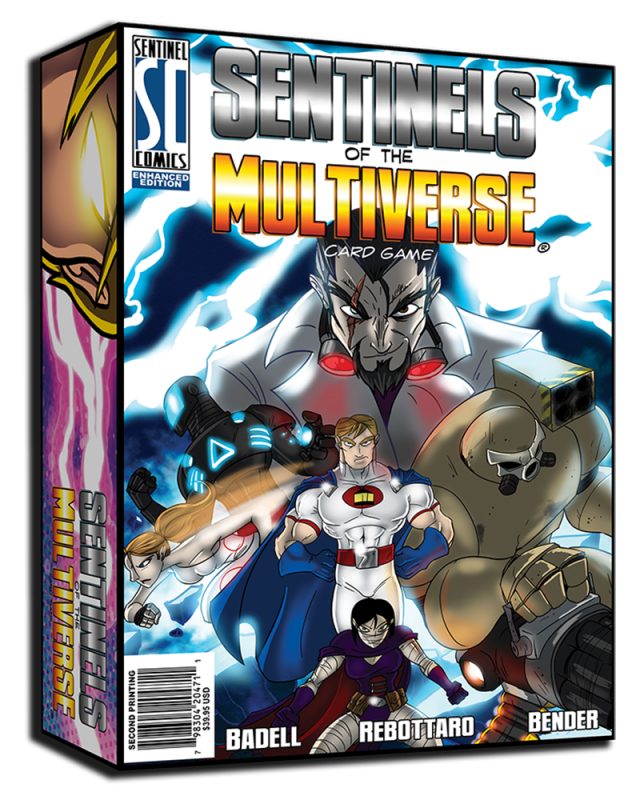 Sentinels Of The Multiverse Enhanced Edition Card Games Games Online Card Games