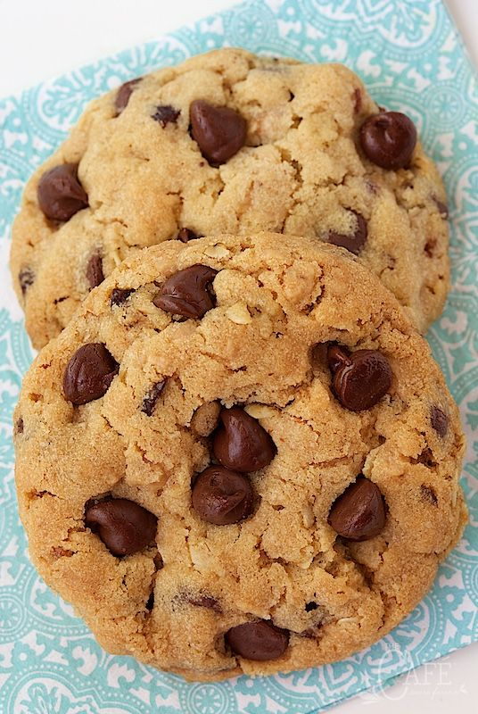 Chocolate Chip Cherry Oatmeal Cookies Recipe Cake mix