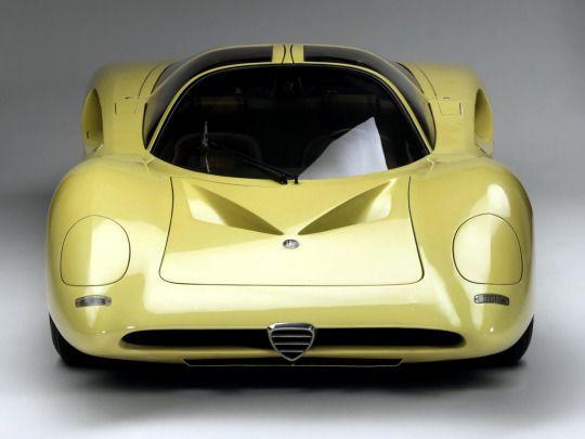 Alfa Romeo Tipo 33/2 Coupe...