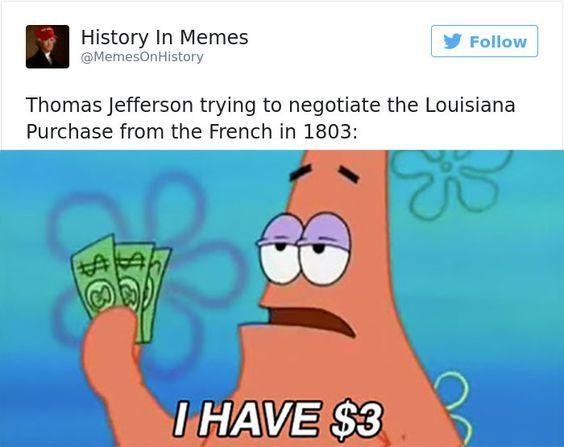 24 Hilarious puns History #historyfacts