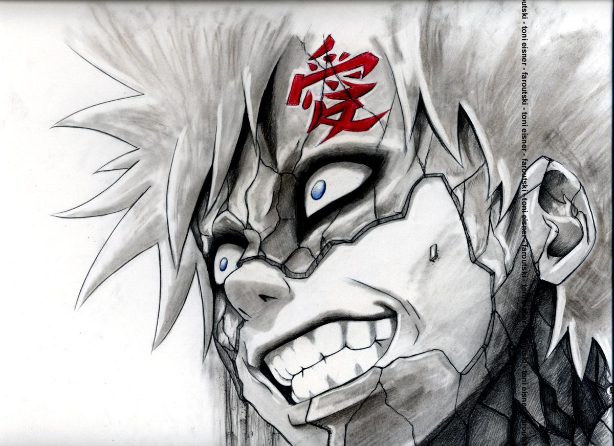 Pin by *A Girl Who Loves Anime* on Gaara ☪ Naruto/ Naruto