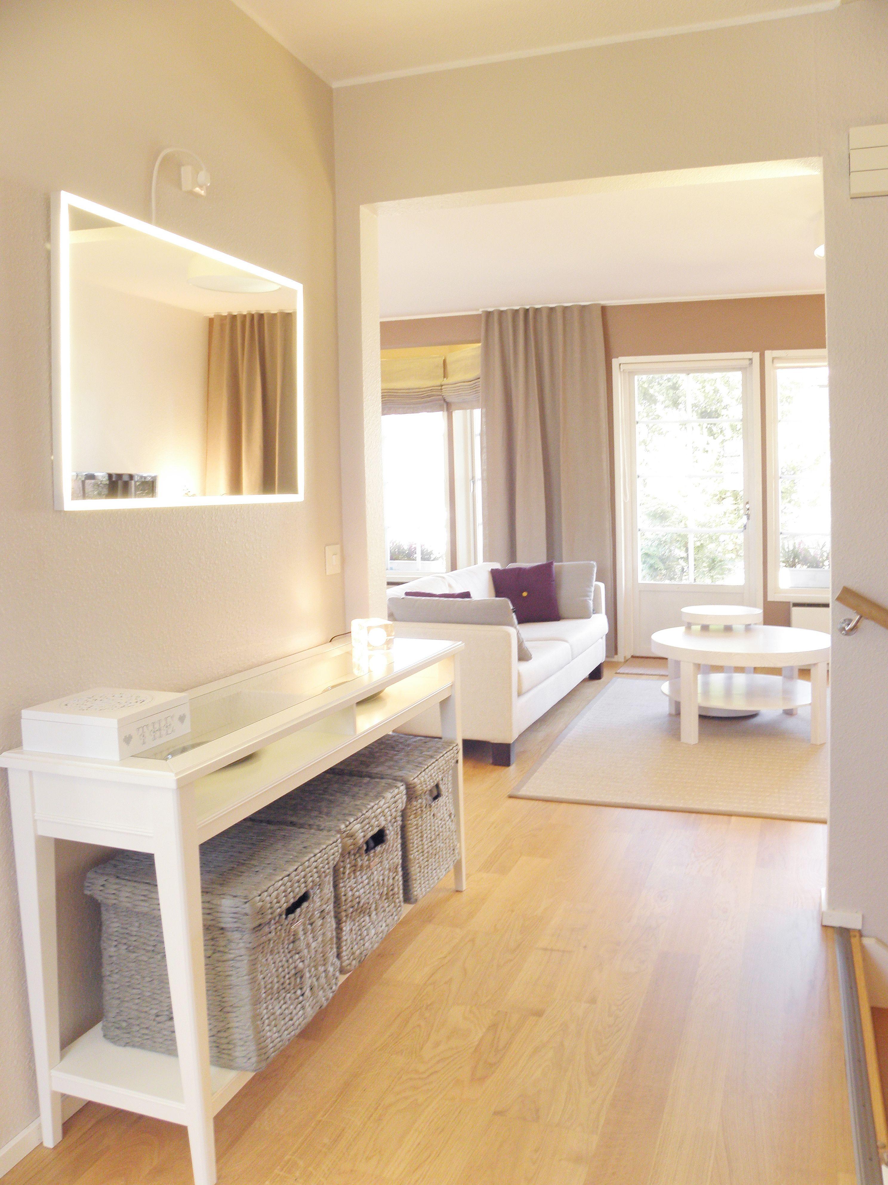 Family Apartment Hallway Interior Design Perhekoti Eteinen Sisustussuunnittelu Familjelgenhet