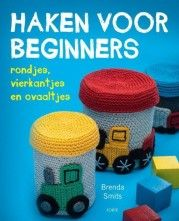 Brenda Smits boeken - Haken voor beginners