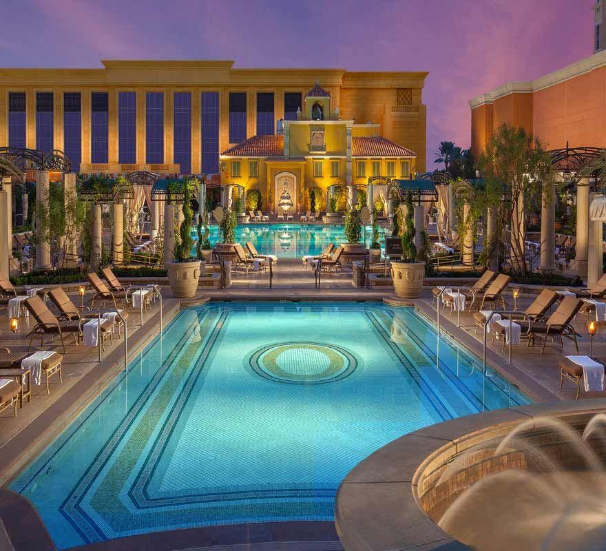 Venetian Pool Las Vegas In Stays