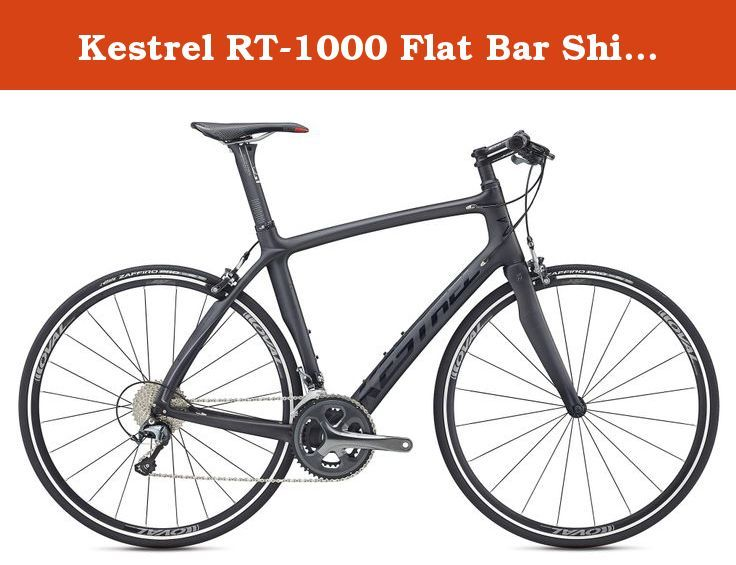 Kestrel Rt 1000 Flat Bar Shimano Tiagra Fitness Road Bike Medium