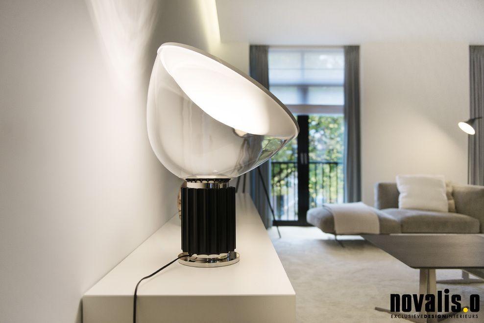 Flos Taccia - verlichting - verlichtingsadvies - Novalis.O - Design ...