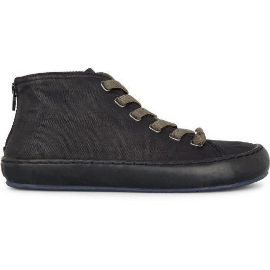 Zapatillas de Moda Camper Marrón Zapatos Casuales para
