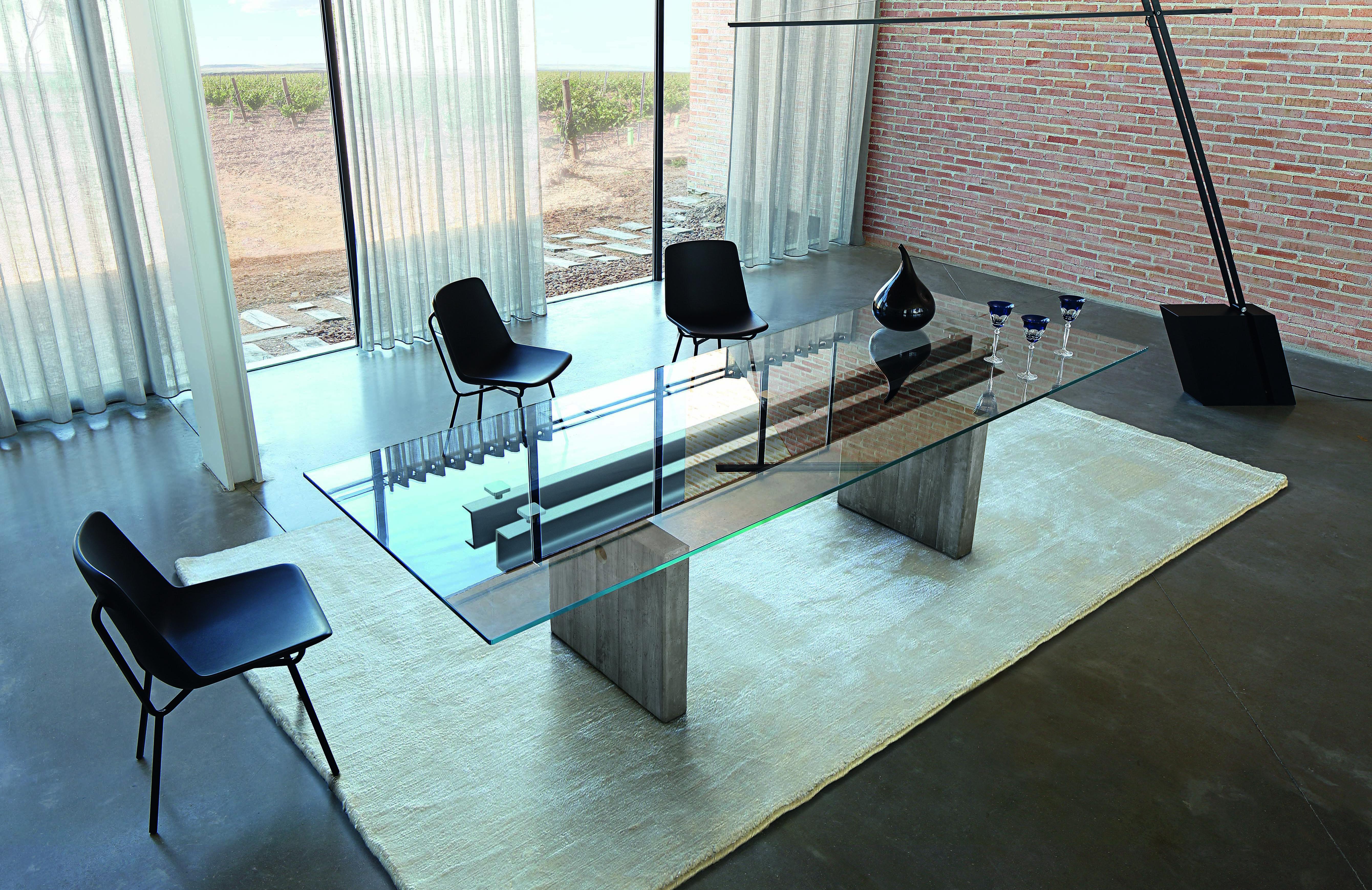 Roche Bobois - LESS IS MORE dining table - Studio Roche Bobois ...