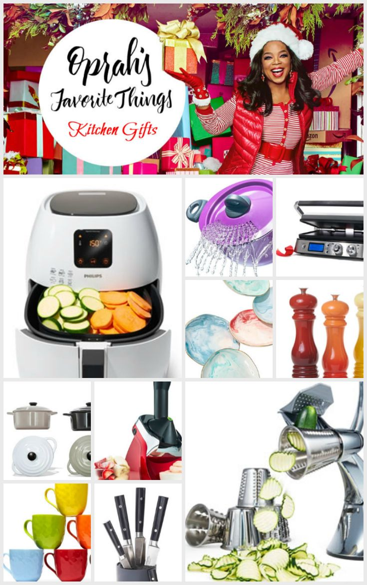 Oprah\'s favorite Things 2016: Kitchen Gifts. Gifts for the chef in ...