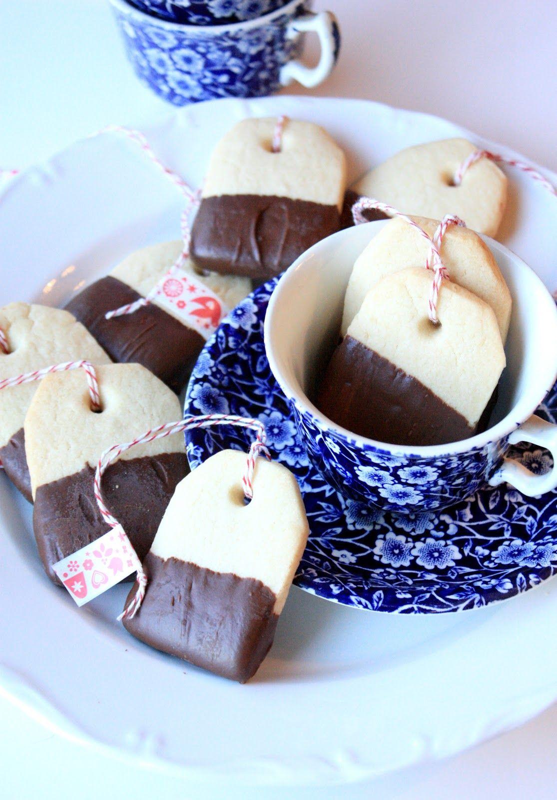 Munchkin Munchies: Tea Bag Cookies