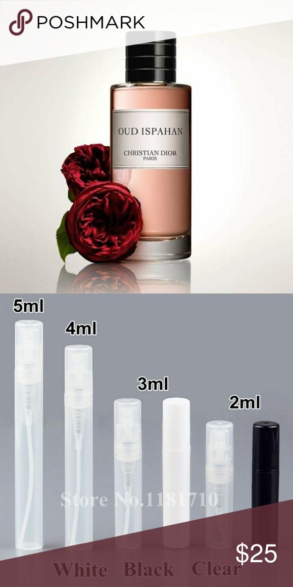 87cf443a2c87bc Christian Dior Oud Ispahan Perfume 2.5 ml sample Christian Dior Oud Ispahan  Eau De Parfum 2.5