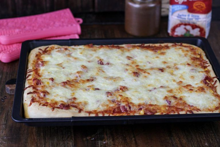 Fluffiger Pizzateig Selber Gemacht Rezept Pizzateig Rezept Pizza Teig Rezepte