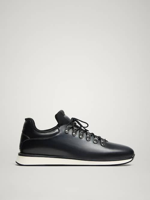 on sale e48bb 4eca4 Men's Sneakers | Massimo Dutti Fall Winter 2018 | toptrek in ...
