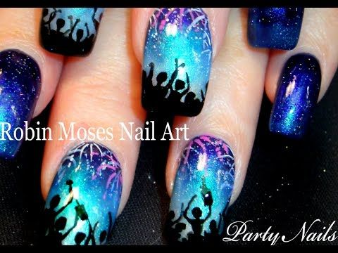 new years eve nail art playlist  best and biggest