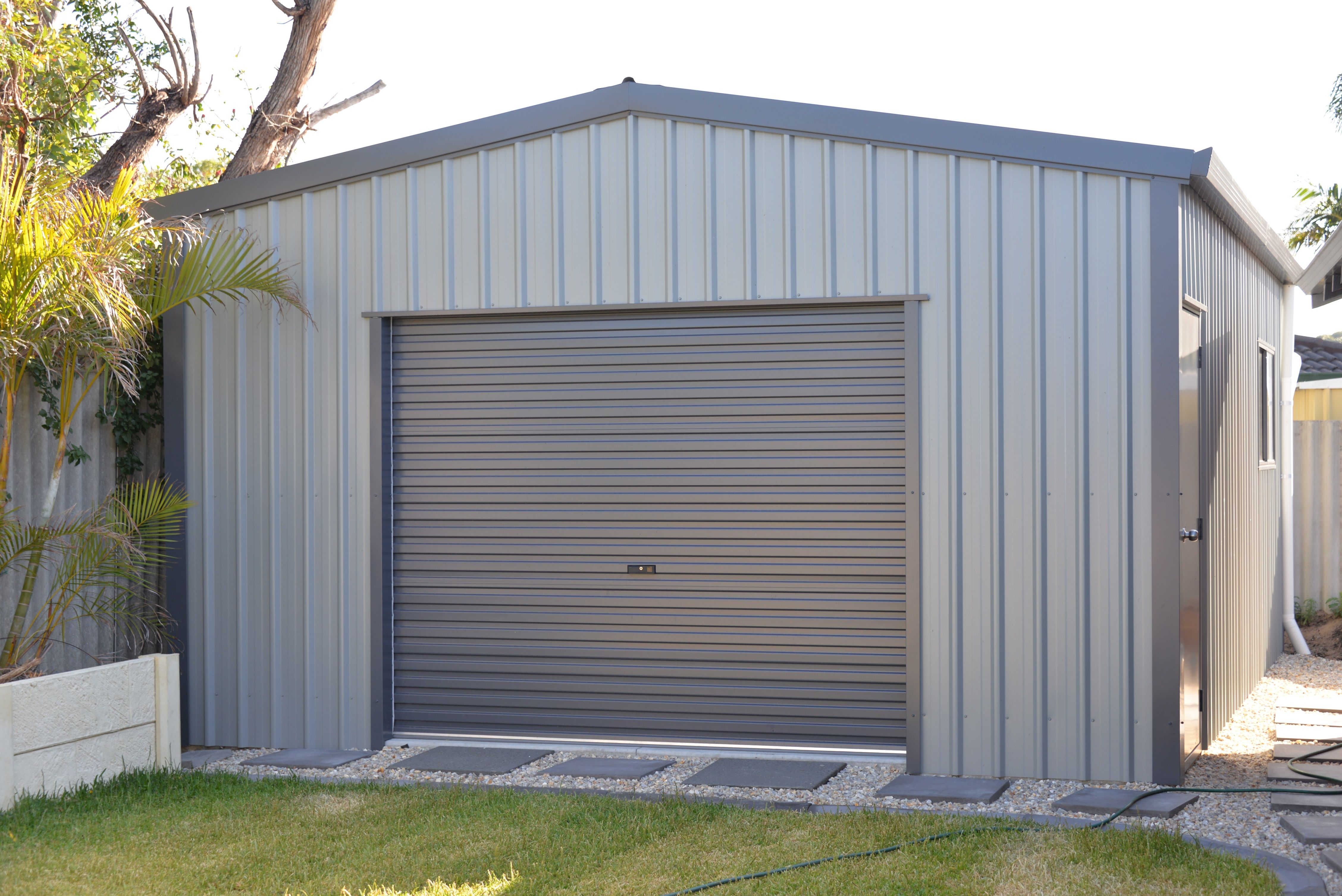 barns products garage ridge garages pine sheds