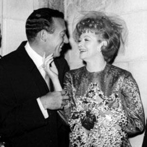 Lucille Ball And Gary Morton After Their Wedding In New York Nov 20
