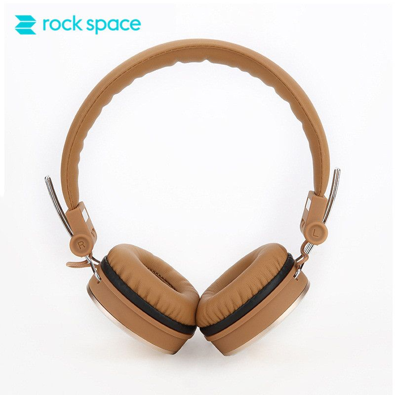 ROCKSPACE Wired Headset Y11 Headphone Hi-Fi Stereo Surround