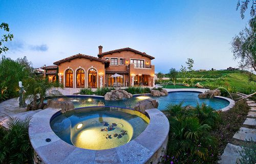 cool house mansion quality